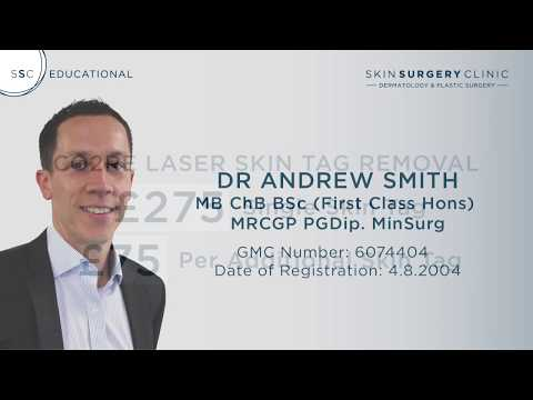 Skin Tag Removal From 195 Leeds Bradford And Harrogate