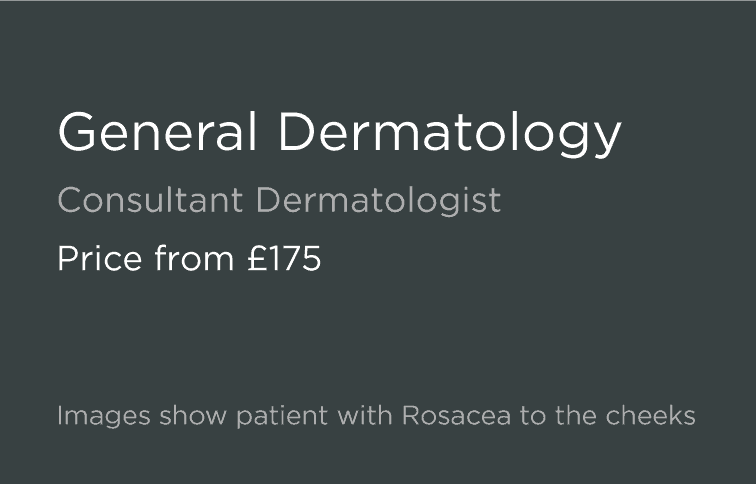 Private Dermatology Leeds and Harrogate - Introduction