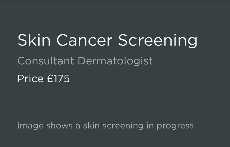 Skin Cancer Screening Introduction - Leeds and Bradford