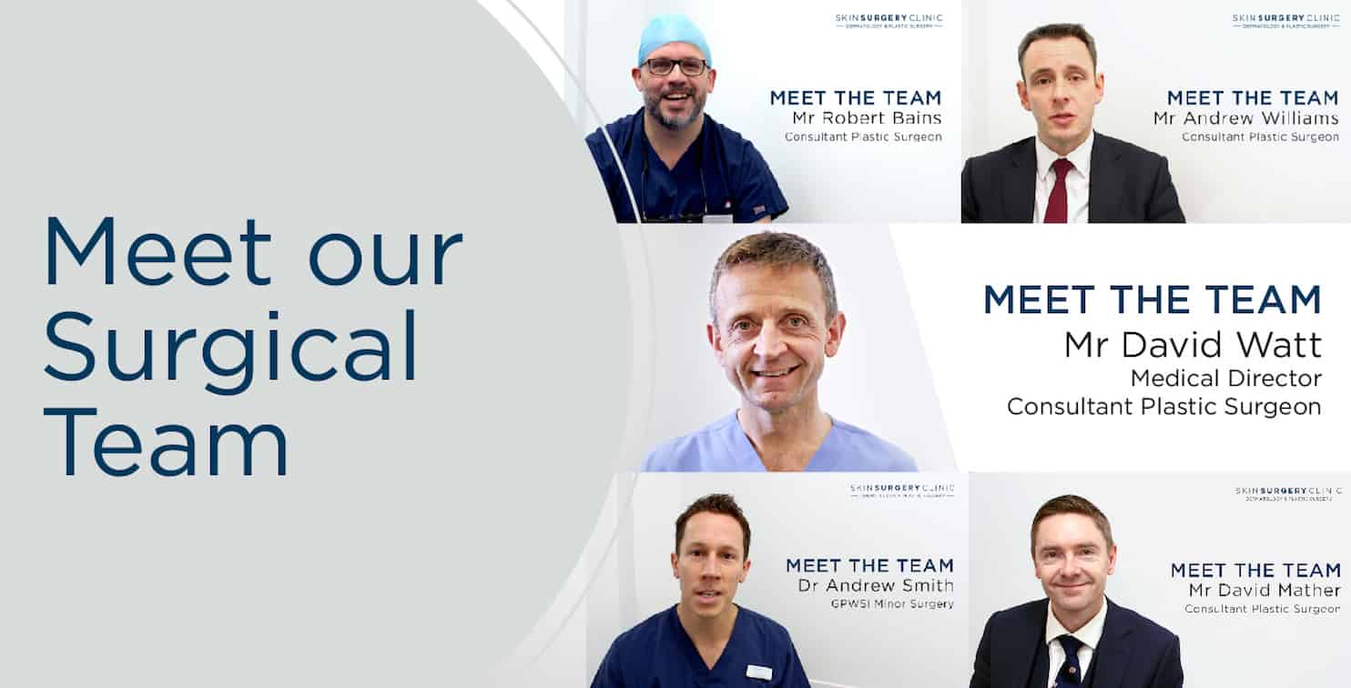 Meet Our Surgical Team