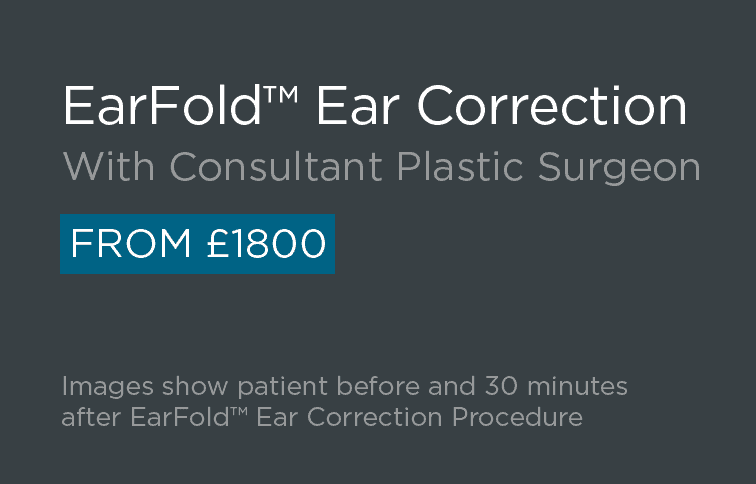 EarFold Prominent Ear Correction Leeds and Bradford - Introduction