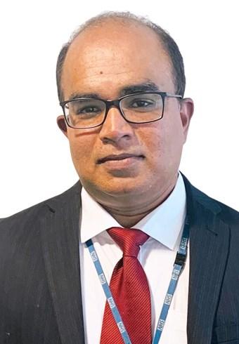 Mr Zak Shariff